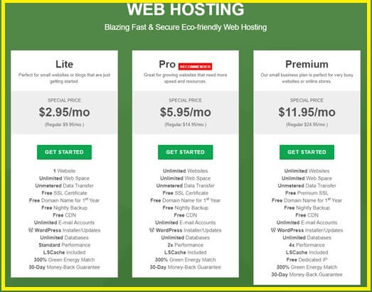 GreenGeeks Hosting Review- Do You Really Need Green Hosting?