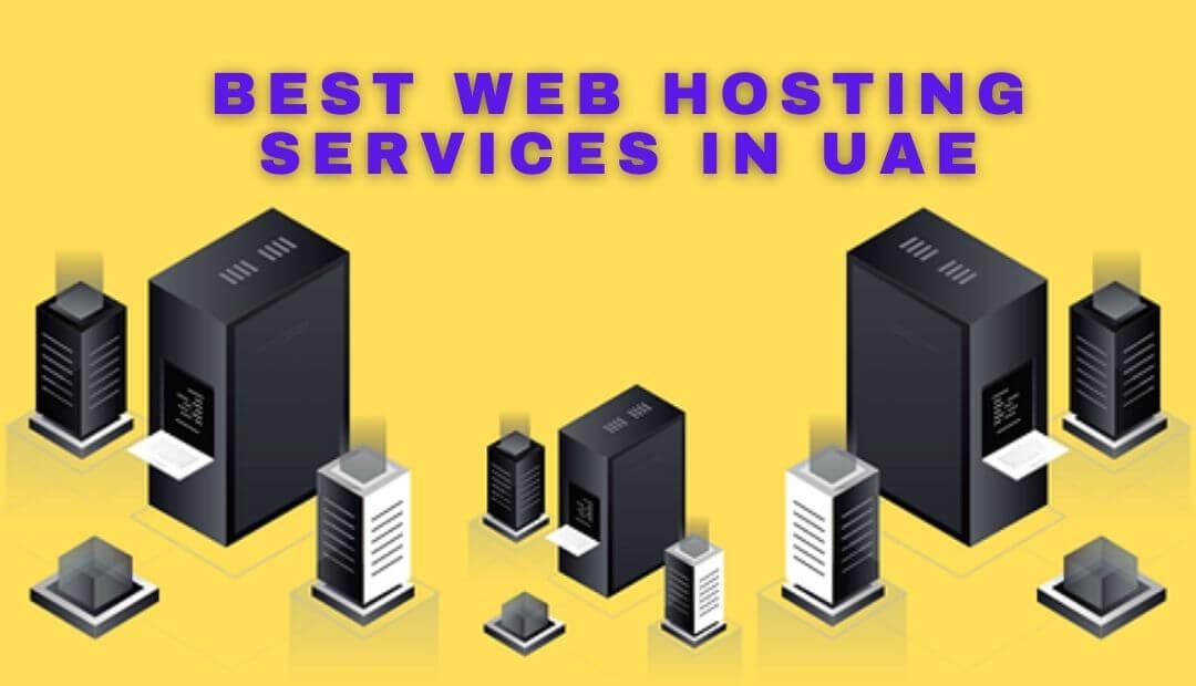 Best Web Hosting Companies in UAE