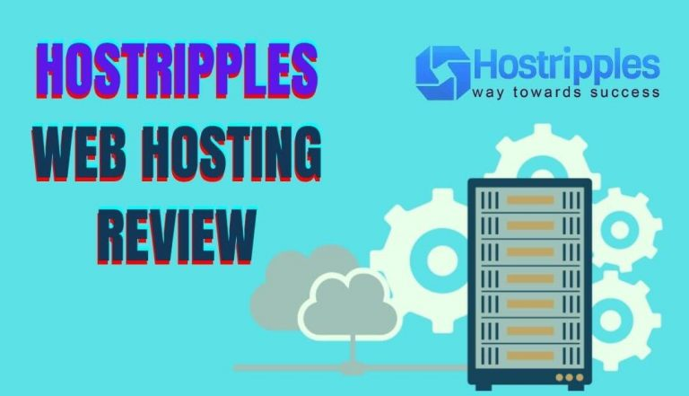 Hostripples Web Hosting Review | Price and Features