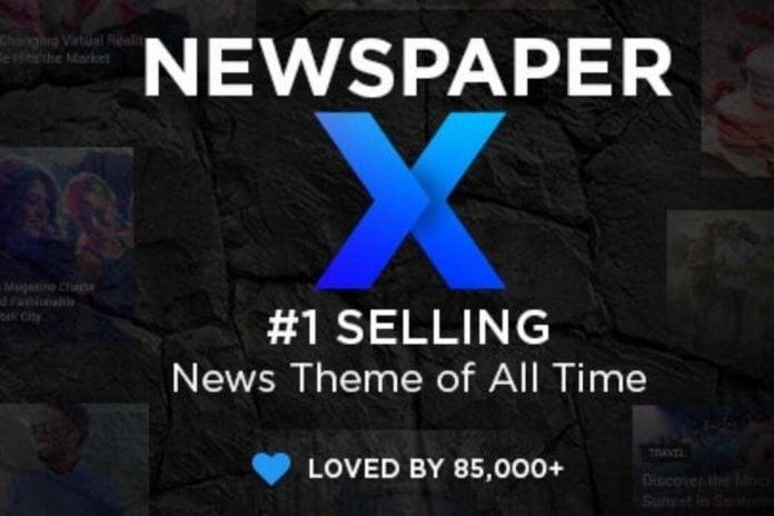 Newspaper WordPress Theme Review