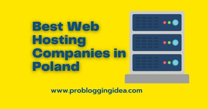Best Web Hosting Companies in Poland