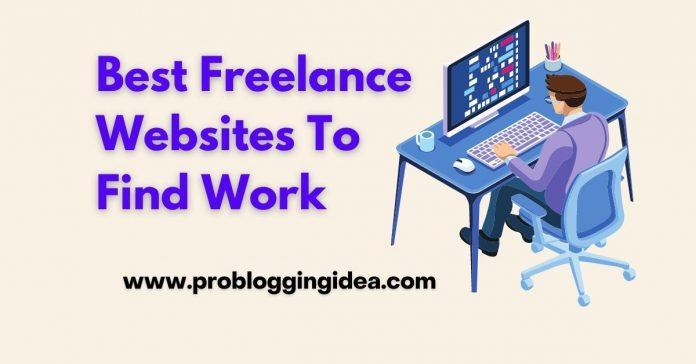 Best Freelance Websites to Find Work