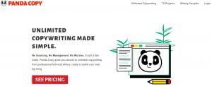 Panda Copy Freelance